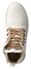 BLACKSTONE Bottillons FK01 en blanc - small