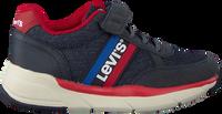 Blauwe LEVI'S Lage sneakers OREGON II DNM VEL  - medium