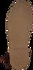 Cognac GIGA Lange laarzen 8671  - small