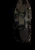 SHOESME Bottes hautes PF3W074 en marron - small