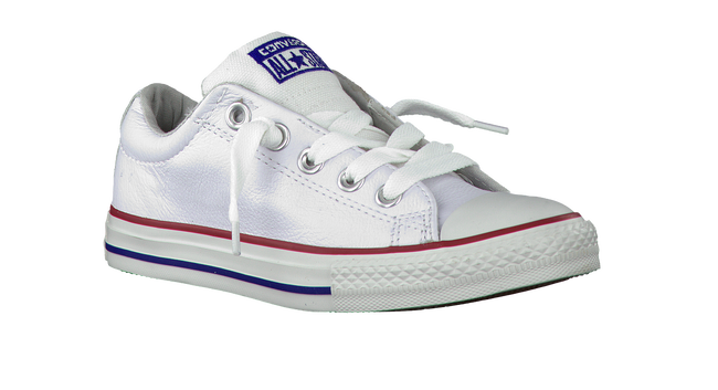 white CONVERSE shoe AS STREET OX  - large