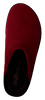 ROHDE ERICH Chaussons 2292 en rouge - small