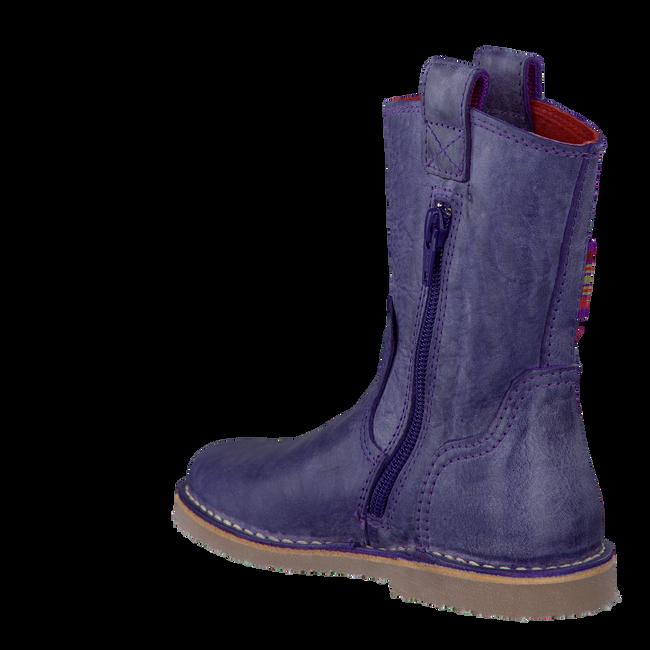 KOEL4KIDS Bottes hautes KEESJE en violet - large