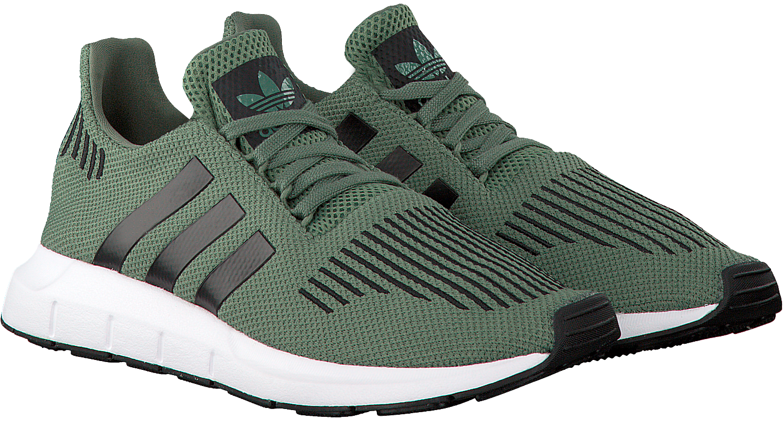 Heren Omoda be Run Sneakers Groene Swift Adidas wPXTOiZlku