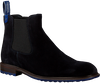 FLORIS VAN BOMMEL Bottines chelsea 10902 en bleu  - small