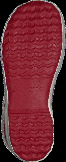 BERGSTEIN Bottes en caoutchouc RAINBOOT en rouge - large