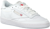 REEBOK Baskets CLUB C 85 WMN en blanc - small