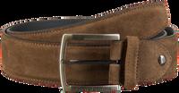 Bruine FLORIS VAN BOMMEL Riem 75202  - medium