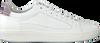 FLORIS VAN BOMMEL Baskets basses 13265 en blanc  - small