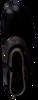 MJUS Bottines NERO/PLATINO en noir - small