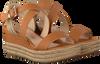 UNISA Espadrilles KACHEO en marron - small