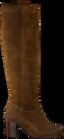 SHABBIES Bottes hautes 193020037 en marron  - medium