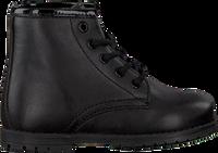 Zwarte PINOCCHIO Veterschoenen F1946  - medium