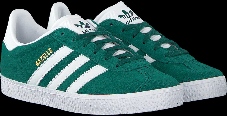 bbca03a1797 Groene ADIDAS Sneakers GAZELLE C - Omoda.be