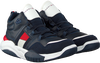 TOMMY HILFIGER Baskets 30486 en bleu  - small