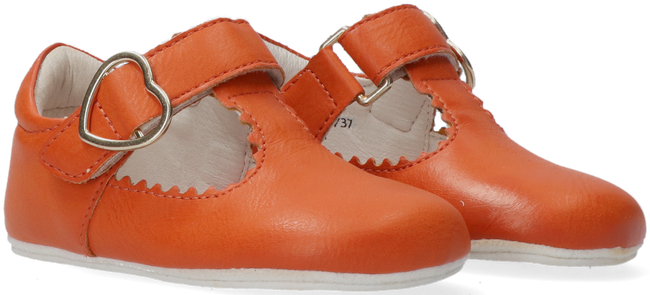 Oranje TON & TON Babyschoenen CHARLOTTA  - large