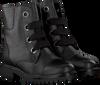 OMODA Bottines à lacets 541 en noir - small