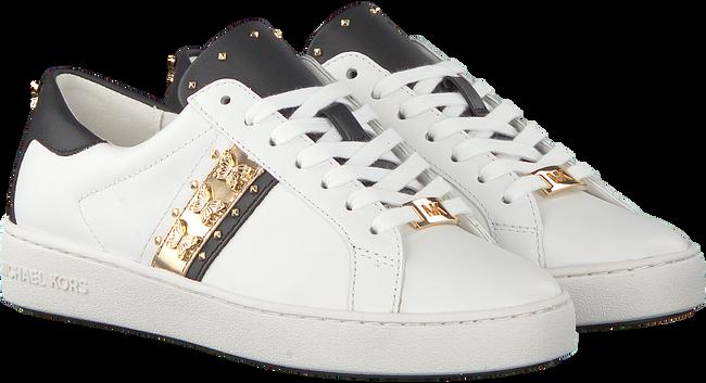 Witte MICHAEL KORS Sneakers KEATON STRIPE SNEAKER  - large
