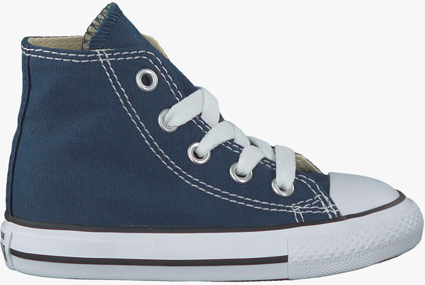 Blauwe CONVERSE Sneakers CHUCK TAYLOR ALL STAR HI KIDS  - larger
