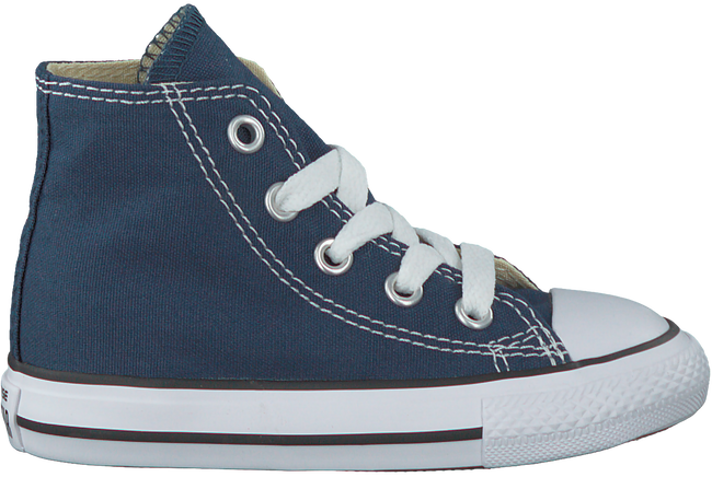 Blauwe CONVERSE Sneakers CHUCK TAYLOR ALL STAR HI KIDS  - large