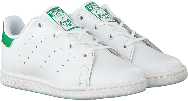 Witte ADIDAS Sneakers STAN SMITH I  - large