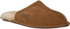 UGG Chaussons SCUFF en marron - small
