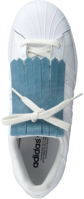 Blauwe SNEAKER BOOSTER Shoe candy UNI + SPECIAL - large
