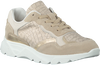 Beige OMODA Lage sneakers KATE - small