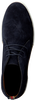 Blauwe MAZZELTOV Veterschoenen 51130  - small