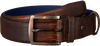 FLORIS VAN BOMMEL Ceinture 75138 en cognac - small