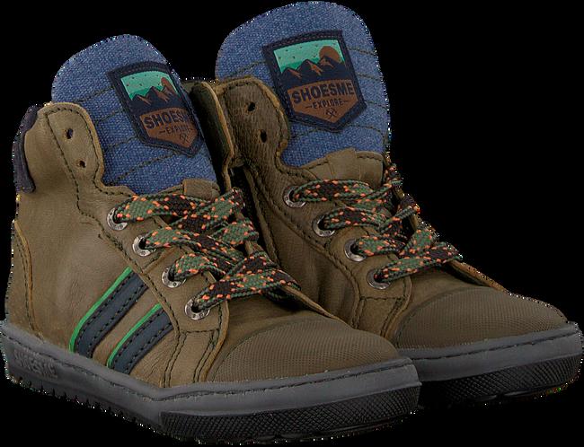 Groene SHOESME Sneakers EF8W027 - large