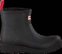 Zwarte HUNTER Regenlaarzen PLAY BOOT SHORT - medium