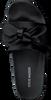 Zwarte STEVE MADDEN Slippers SILKY  - small
