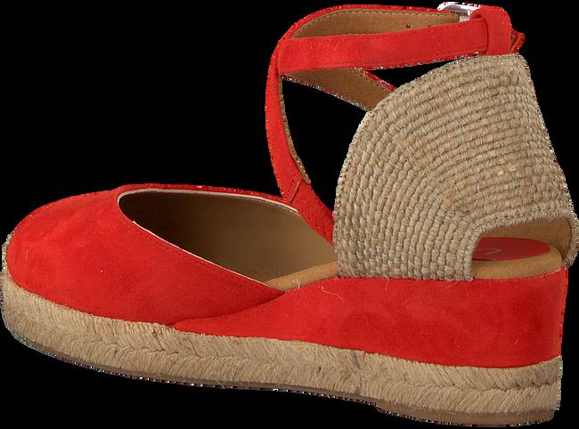 UNISA Espadrilles CAUDE en rouge  - large