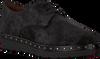 Zwarte HISPANITAS Veterschoenen ATENEA  - small