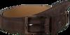 VAN BOMMEL Ceinture 75076 en marron - small