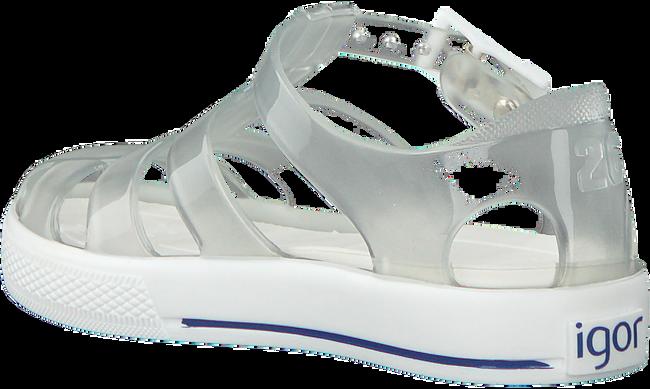 IGOR Sandales S10107 en blanc - large