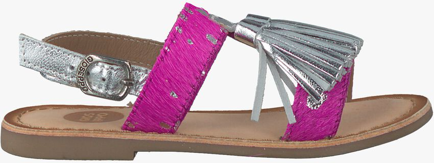 Roze GIOSEPPO Sandalen COWKID  - larger