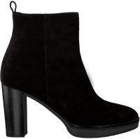 VIA VAI Bottines CASSATT UNION en noir  - medium