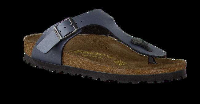 blauwe BIRKENSTOCK PAPILLIO Slippers 843803  - large