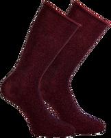 MARCMARCS Chaussettes GWEN 2-PACK LANG en rouge - medium