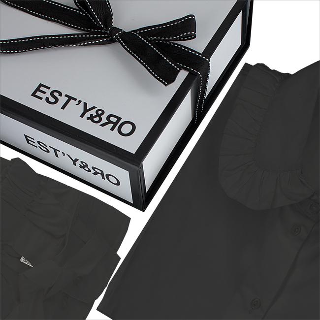 EST'Y&RO Col EST'33 en noir - large