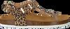 DEVELAB Sandales 48192 en or - small
