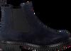 Blauwe OMODA Chelsea boots 74B-010  - small