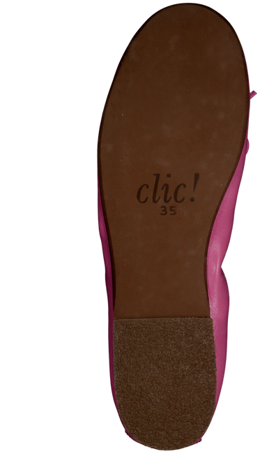 CLIC! Ballerines CL8153 en rose - large
