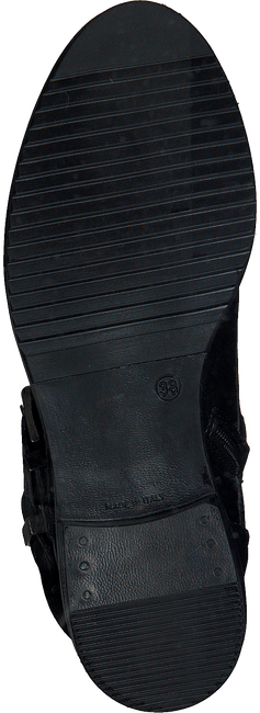 Zwarte OMODA Biker boots 166K SOLE KIRA - large