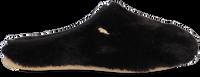 HOT POTATOES Chaussons ALINGSAS en noir  - medium