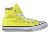 CONVERSE Baskets AS SEAS. HI KIDS en jaune - small