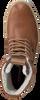 Cognac BJORN BORG Veterboots MILAN GR HIGH FUR  - small