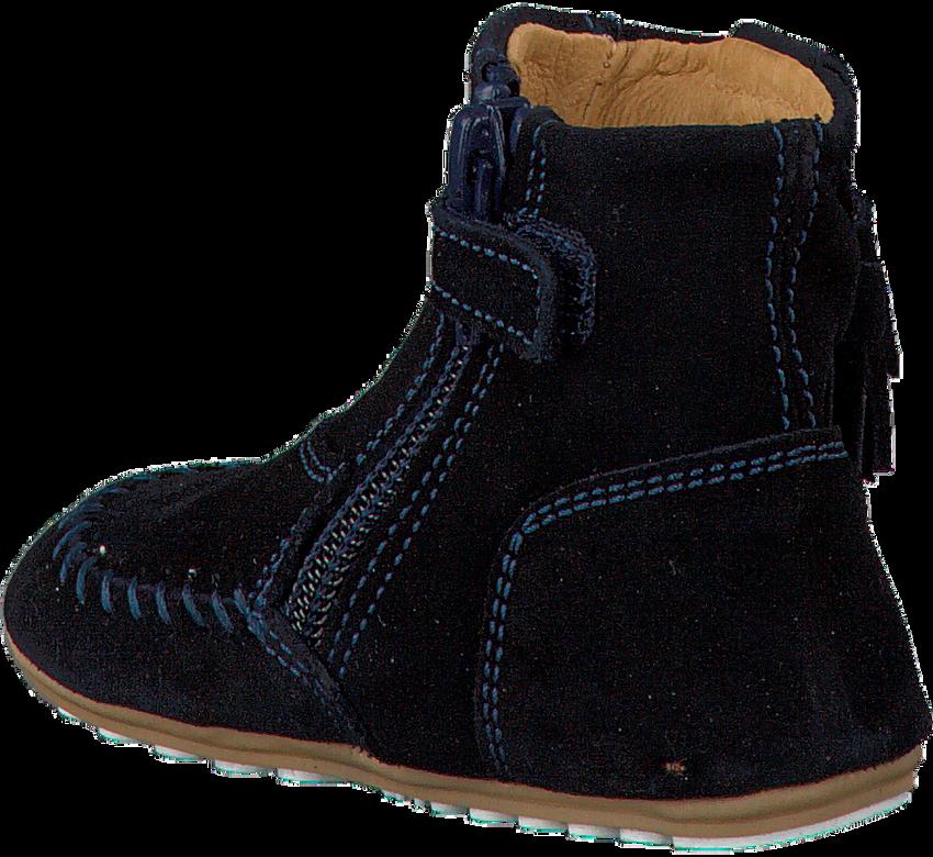 JOCHIE & FREAKS Chaussures bébé 17054 en bleu - larger